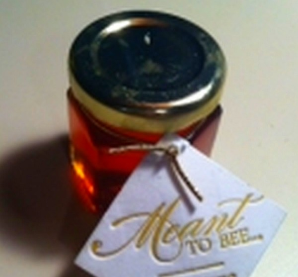 honey jar gift